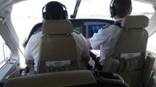 Air Choice One - Eric flying Minneapolis to Mason City Iowa