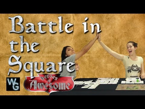 Dungeons and Dragons Battle in the Square - Heroes of Awesome Chapter 12