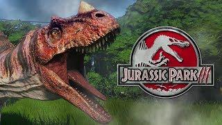 The Mystery of the Ceratosaurus on Isla Sorna - Jurassic World Theory