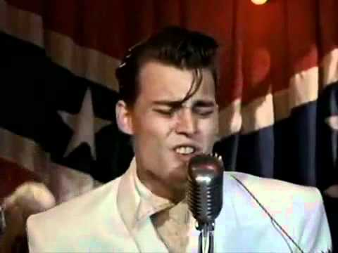 Johnny Depp - Cry Baby Music Videos