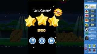 Angry Birds Friends - Weekly Tournament 2012 October 08-  level 2