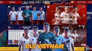 CTM | Hướng dẫn tải Dream League Soccer 2019 mod VIỆT NAM FIFA ONLINE 4 cực đẹp