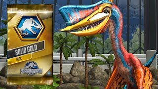 ✔️Mở Pack 10K JW Và Tiến Hóa Bồ Nông Cấp 40 | Jurassic World Khủng Long Game Android, Ios