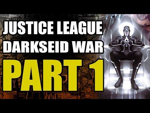 Justice League Darkseid War: Part 1 - Anti-Monitor