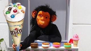 Johny Johny Yes Papa Nursery Rhymes Song , Learn Colors With Ice cream,les boys tv
