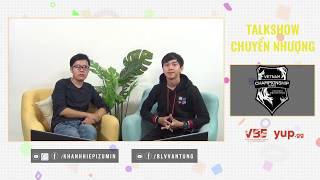[Tóc Sâu] Nhận định chuyển nhượng VCS | BLV Khánh Hiệp x Văn Tùng