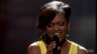 Syesha Mercado - I Will Always Love You American Idol 7 *HQ*