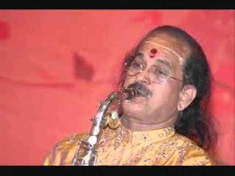 Dr Kadri Gopalnath -- Raghuvamsa Saxophone Fusion.wmv