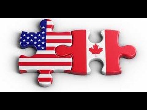 США 255: Жизнь в Канаде в сравнении с жизнью в США
