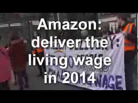 Amazon.co.uk: Deliver the Living Wage in 2014!