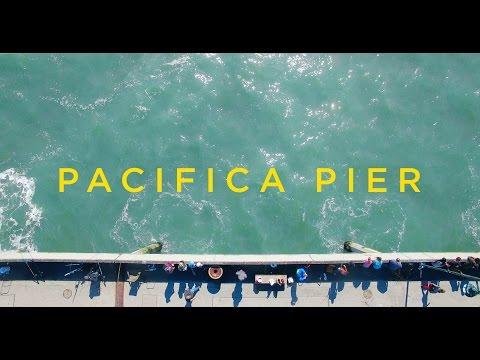 Pacifica Pier Aerial 2016 - 4K