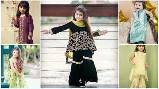 Latest Baby Eid Dresses Design Baby Eid Collection