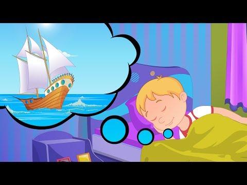 My Bonnie lies over the ocean Kids Tv Nursery Rhymes S01EP134