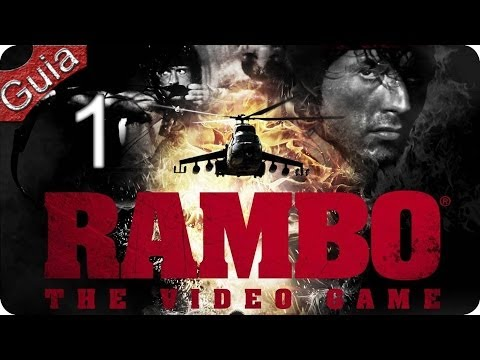 Rambo The Videogame Walkthrough parte 1 Español