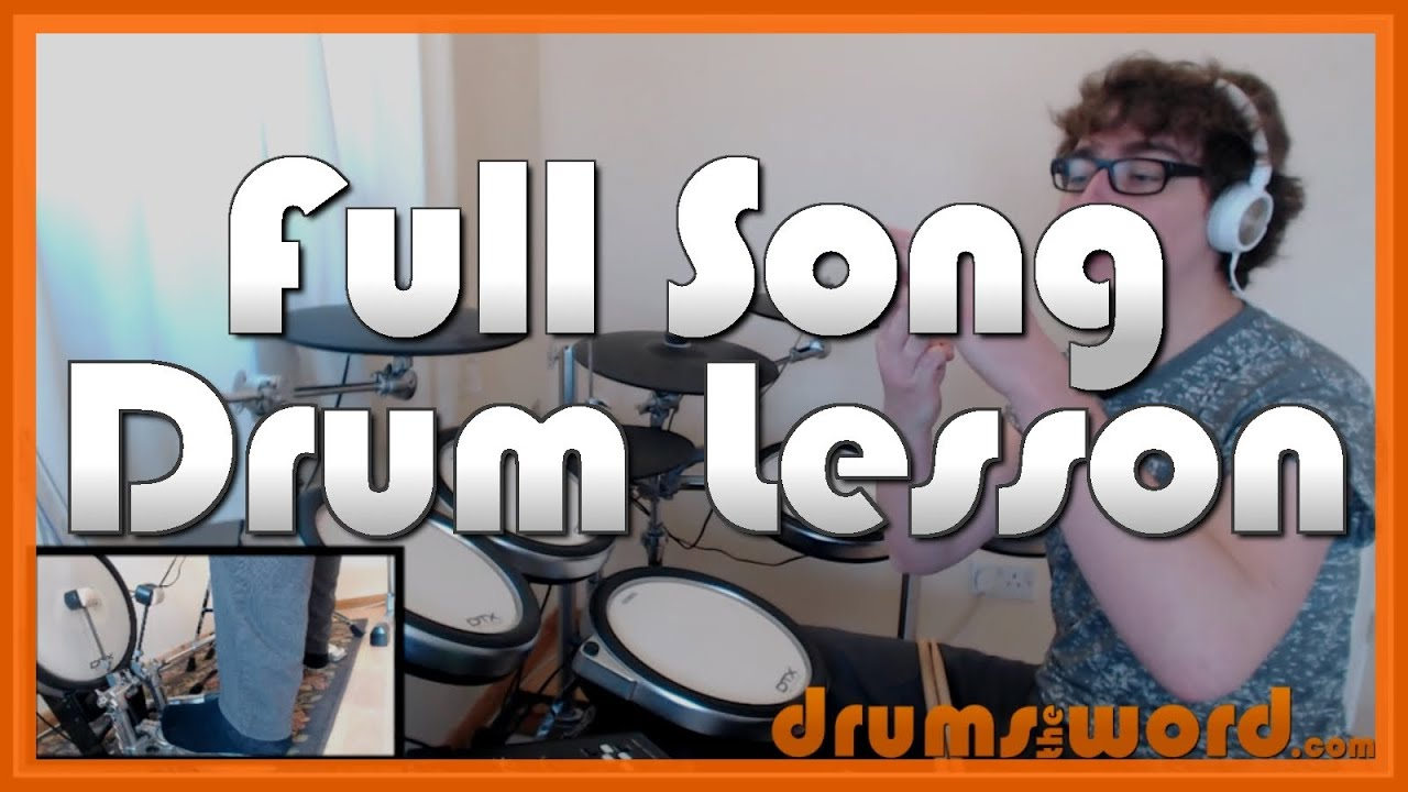 how to teach drum lessons