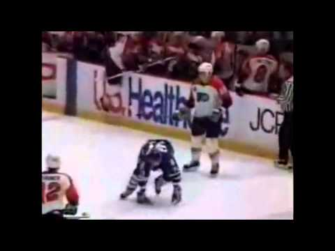Eric Lindros Highlights