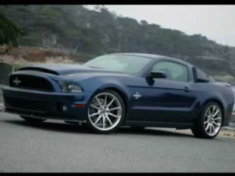 2007 Shelby GT500 with over 600hp - AWESOME RIDE!!!