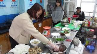 0913283795 Học Bún Bò Huế, Trường Nữ Công Thanh Mai, Hà Nội, 6 2 2018, Lê Thị Thủy, đến từ Nghi Sơn,