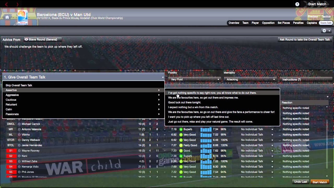 Barcelona Football Manager 2014 Football Manager 2014 Let's