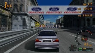 Gran Turismo 3 - BMW 328ci PS2 Gameplay HD