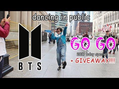 【KY】BTS(방탄소년단) — Go Go(고민보다 Go) DANCE COVER IN PUBLIC (Parody? ver.)