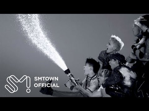NCT 127 (소방차) Fire Truck music videos 2016