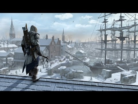 Assassin's Creed 3 intro will surprise people and PS3 exclusive Benedict Arnold missions