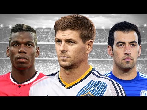 Transfer Talk | Steven Gerrard to LA Galaxy? Pogba to Man Utd for £77m?