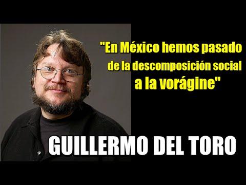Guillermo del Toro critica situación de México: