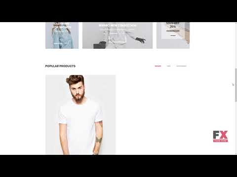 Wenro - Multipurpose eCommerce HTML Template        Kadek Marcus