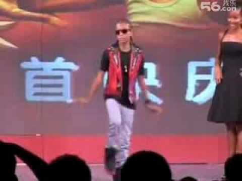 Jaden Smith Dances to Beat It