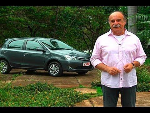 VRUM - Toyota Etios [Teste]
