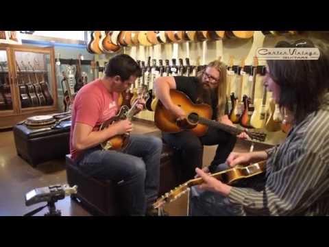 Chris Stapleton, Jack Pearson, Tyler Andal Acoustic Jam