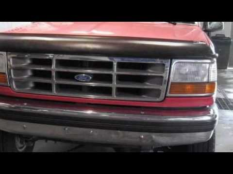 Used 1995 FORD F350 Mitchell SD