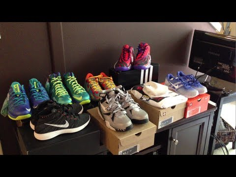 9 New Pick Ups! Venice Beach Kobe 8, Elites, Sprites, Bo Jackson QS Etc (May Haul Nike ES)
