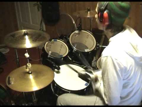 Metallica - Dyer's Eve Drum Cover 35 of 142