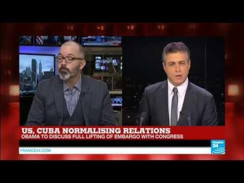 Ted HENKEN on #F24Debate special edition on Cuba