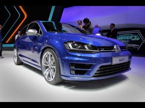 2015 Volkswagen Golf R - 2013 Frankfurt Motor Show