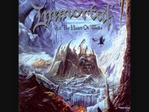 Immortal - Years Of Silent Sorrow