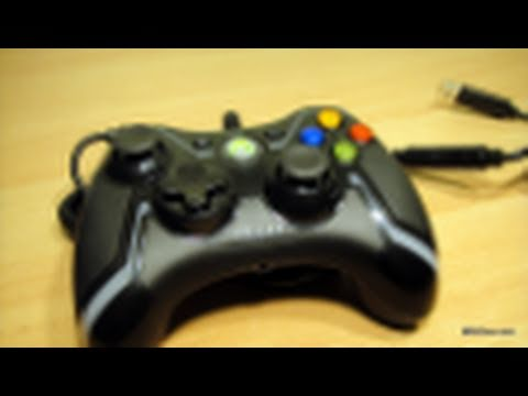 PDP TRON Xbox 360 Controller Review - BWOne.com