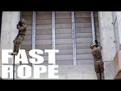 Welcome to the Meu   Fast Rope