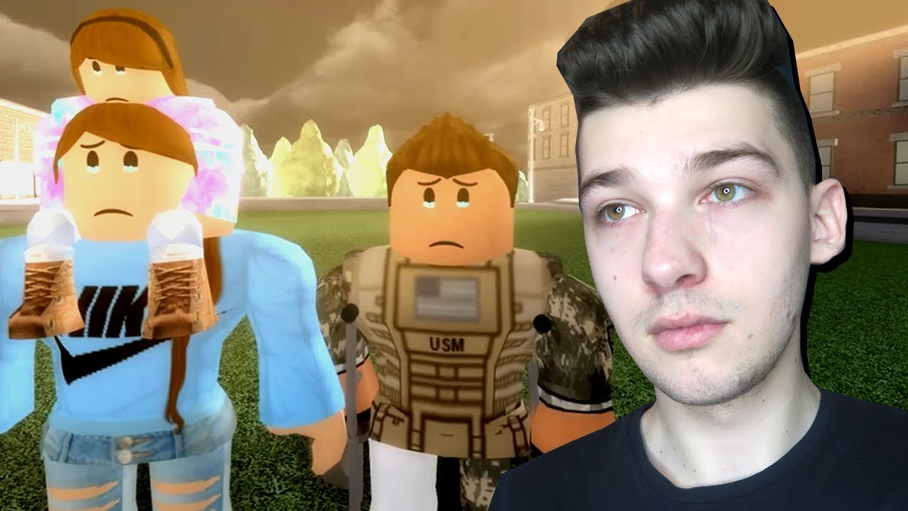 "REACTING TO ENDING OF ""ROBLOX THE LAST GUEST"".."