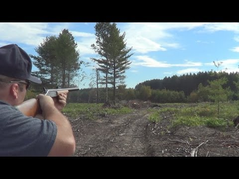 500 S&W H&R Handi Rifle In The Field