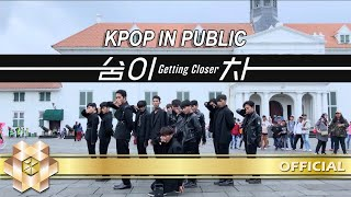 [KPOP IN PUBLIC CHALLENGE] SEVENTEEN (세븐틴) - 숨이 차 (Getting Closer) Dance Cover by EXPECTO