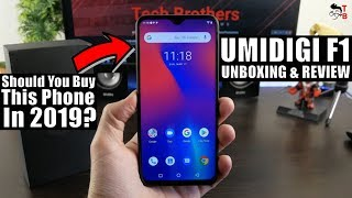 UMIDIGI F1 REVIEW & Unboxing: Why Is Everyone Crazy About This Phone?