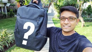 What's On My Travel Backpack - Amit Bhawani