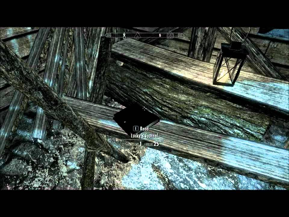 Build Your Own Home In Skyrim Skyrim Mod Review Youtube