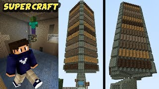 DEVASA MOB FARM - Super Craft 16 (Modlu Minecraft)