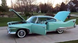 1960 Plymouth Fury 395 Golden Commando