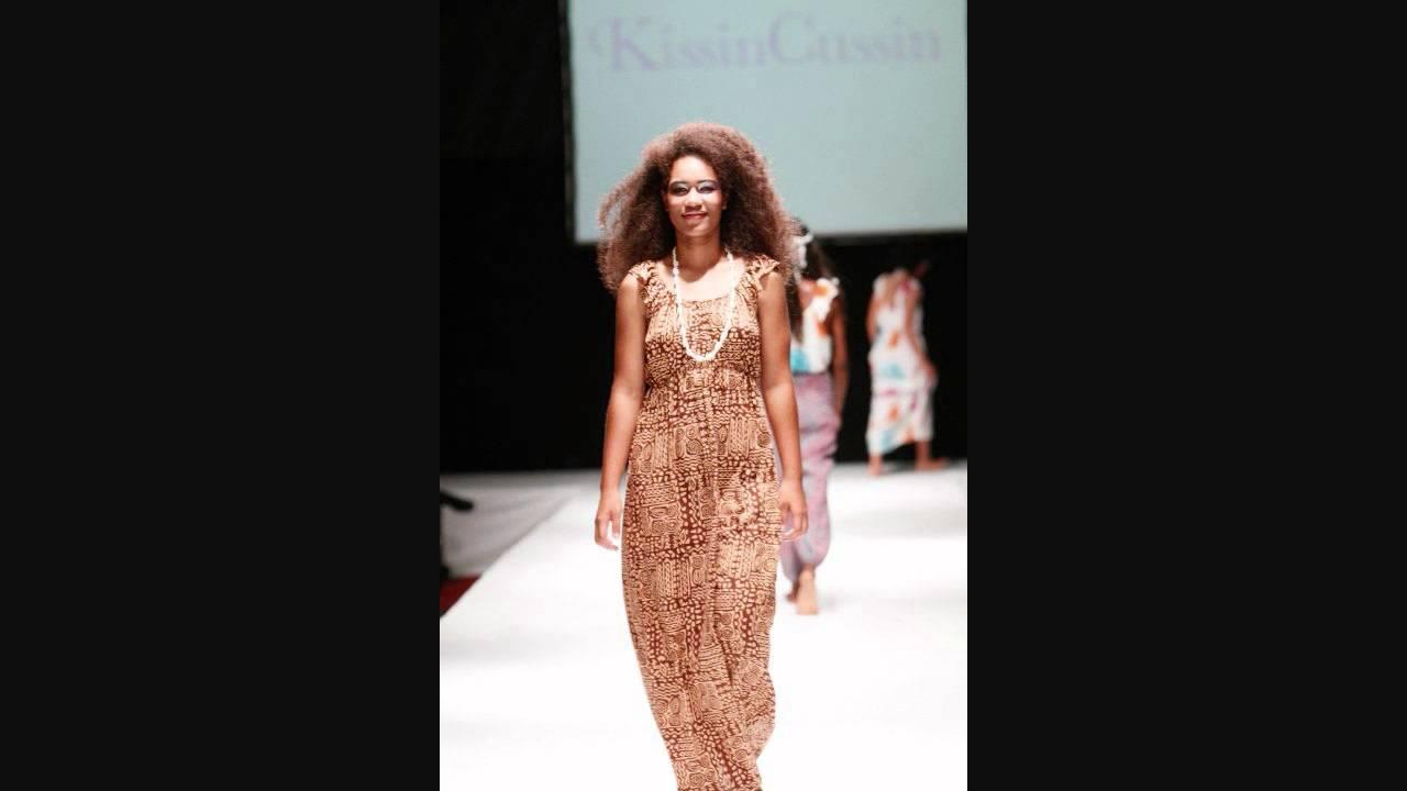Fiji Fashion Week Models